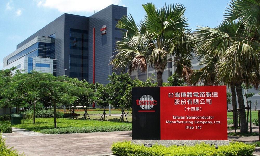 TSMC ha completado la fábrica de chips de 3 nm
