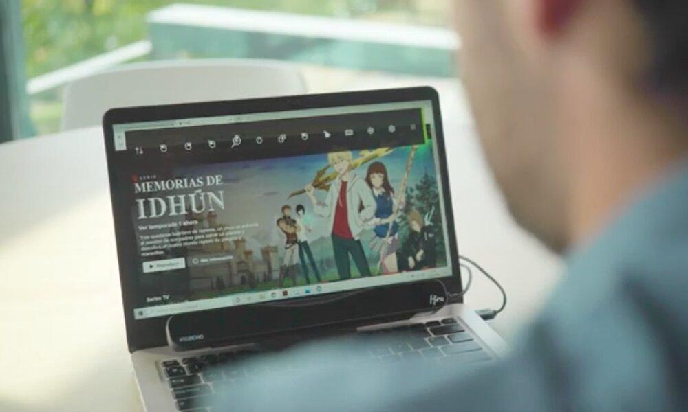 La española Irisbond crea Hiru, un sistema para controlar dispositivos con la mirada