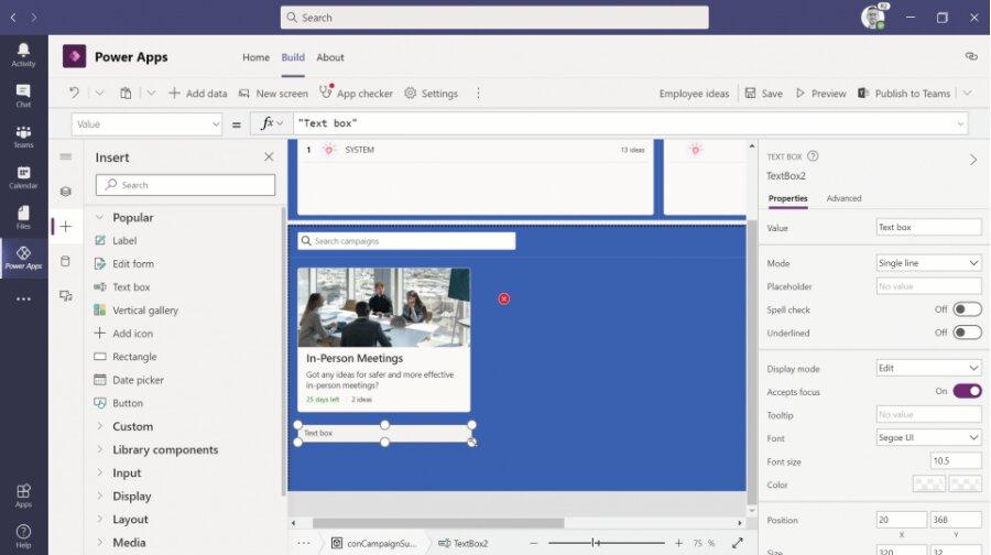 Microsoft ya deja utilizar apps de terceros y crear aplicaciones personalizadas en reuniones de Teams