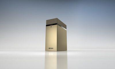 Nvidia presenta la estación de trabajo DGX Station A100: Inteligencia Artificial para escritorio