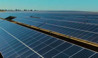 Ya funciona en España el primer proyecto de energía solar de Amazon en Europa
