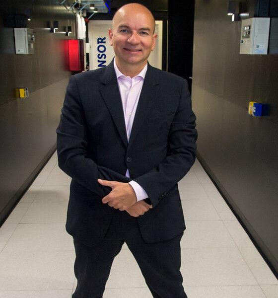 Robert Assink, Director General de Interxion en España