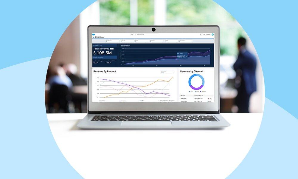 Salesforce Revenue Cloud, nube para que las empresas entiendan el ciclo de vida de los ingresos