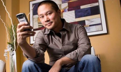 Tony Hsieh, ex CEO de Zappos, fallece a los 46 años tras un incendio doméstico