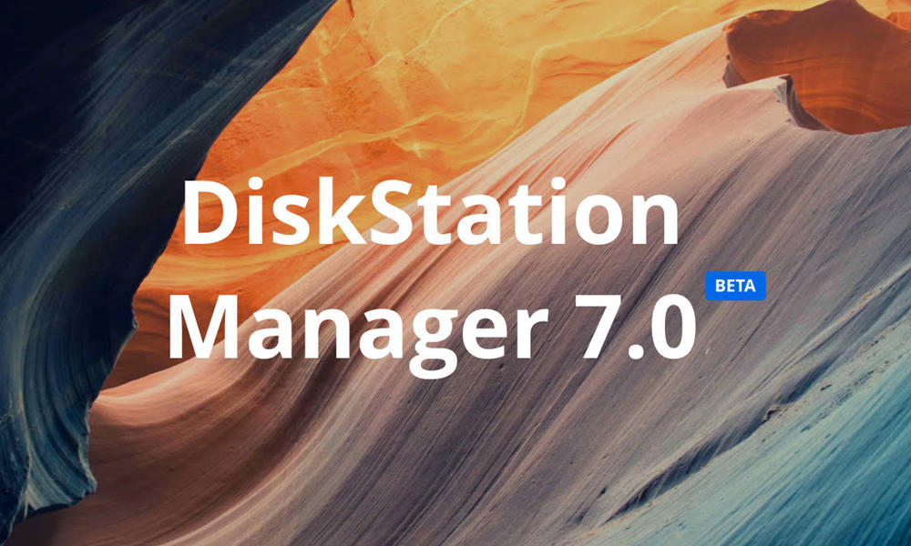 DiskStation Manager 7.0