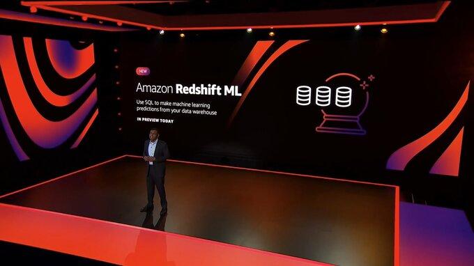 Amazon centra en el machine learning sus novedades de la 2ª semana de AWS re:Invent