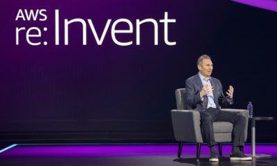 Amazon centra en el machine learning sus novedades de la 2ª semana de AWS re:Invent