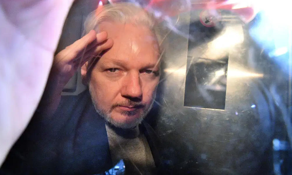 Un juzgado británico rechaza la extradición de Julian Assange
