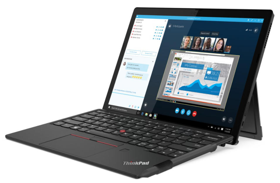 CES 2021 Lenovo ThinkPad