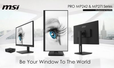 MSI monitores