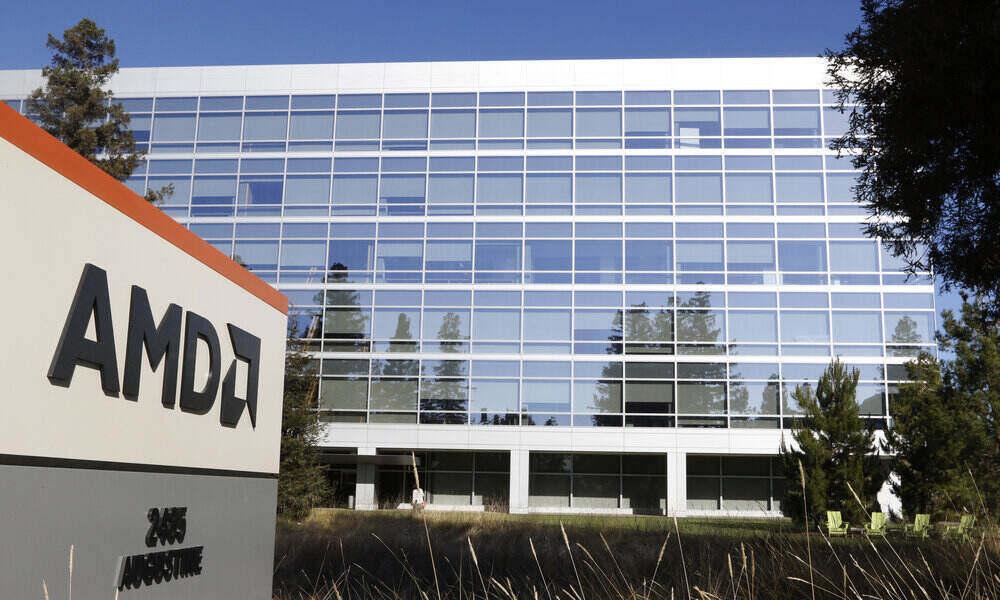 AMD sigue creciendo y casi multiplica por 1.000 sus beneficios en el último trimestre de 2020