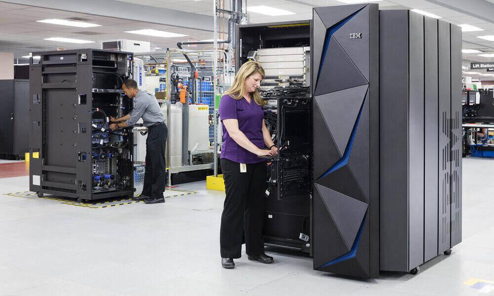 Los ingresos de IBM bajan un 6% interanual, aunque esperan volver a crecer en 2021