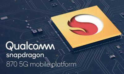 Qualcomm Snapdragon 870 5G, nueva familia de chips para potenciar el gaming y el streaming en móviles