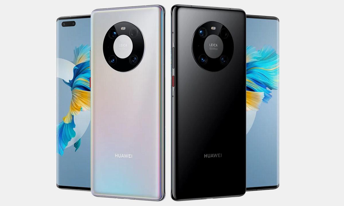 smarthones de Huawei