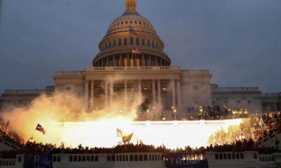 Twitter, Facebook, Instagram y Snapchat suspenden cuentas a Trump tras la invasión del Capitolio