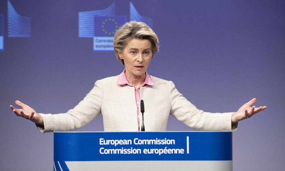 Ursula von der Leyen asegura que Biden está en sintonía con la UE en cuanto a regulación de las tecnológicas