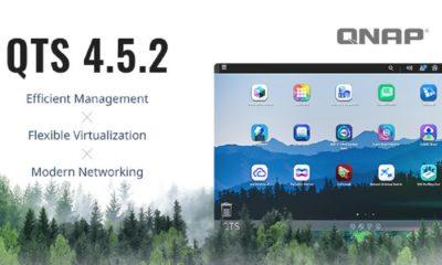 QNAP presenta QTS 4.5.2