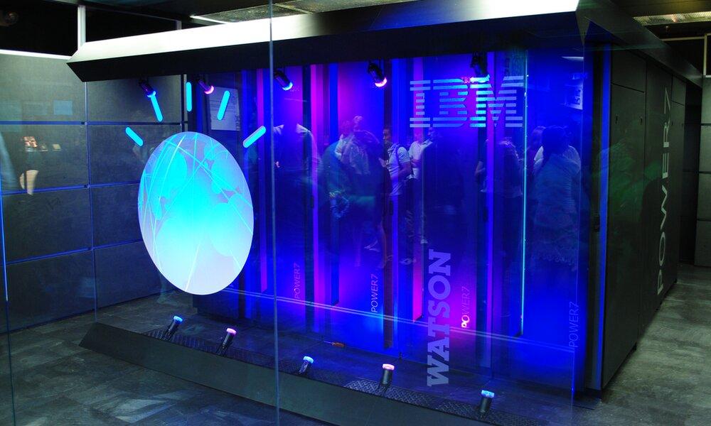 IBM estaría valorando la venta de su división de salud Watson Health