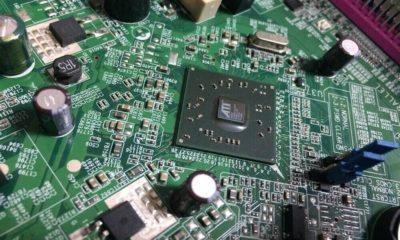 La autosuficiencia de China en fabricación de semiconductores da un paso atrás
