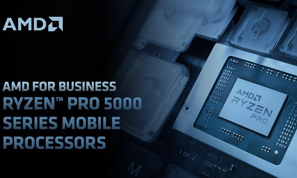 AMD presenta los Ryzen Pro 5000 Mobile: especificaciones y claves