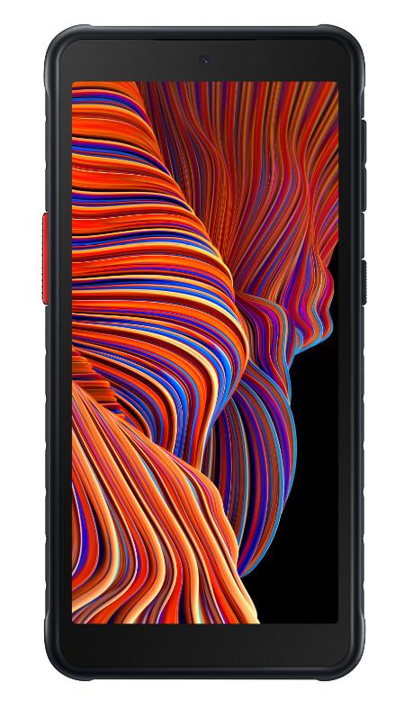 """Samsung presenta el smartphone """"resistente"""", Galaxy XCover 5"""