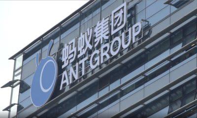 Dimite el CEO de Ant Group tras tener que retirar su salida a bolsa obligado por las autoridades chinas