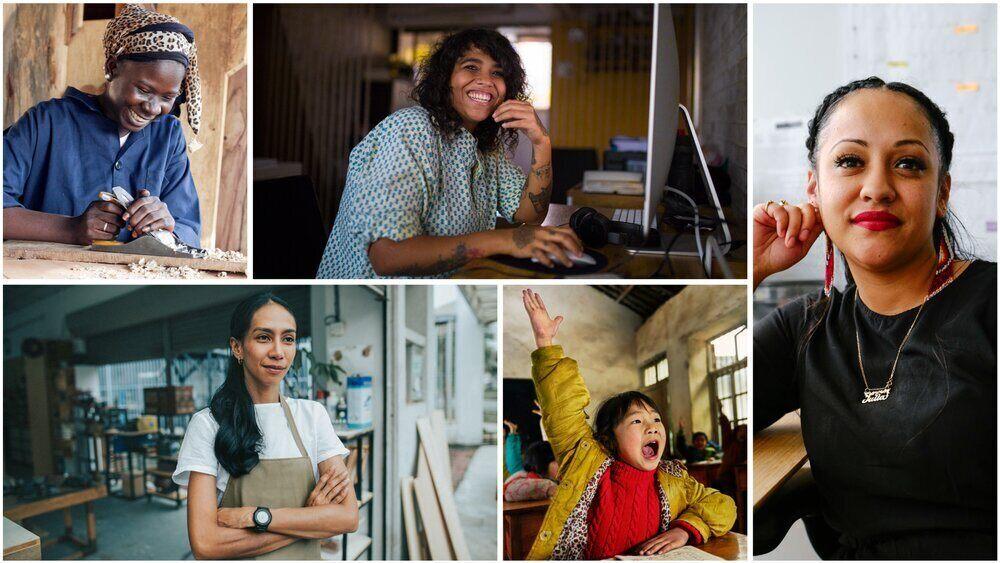 Google destina 25 millones de dólares a iniciativas para combatir la desigualdad de mujeres y niñas