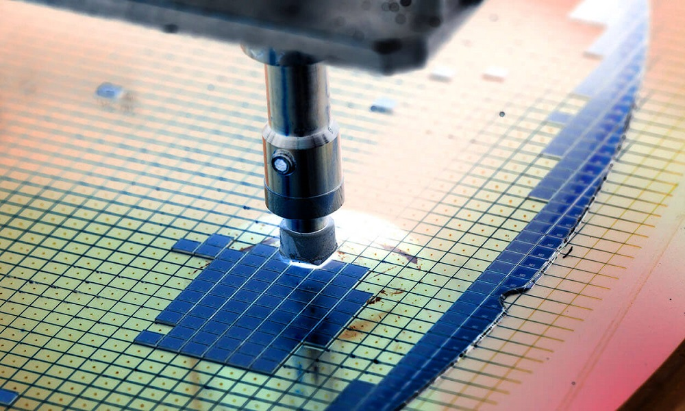 planta de semiconductores