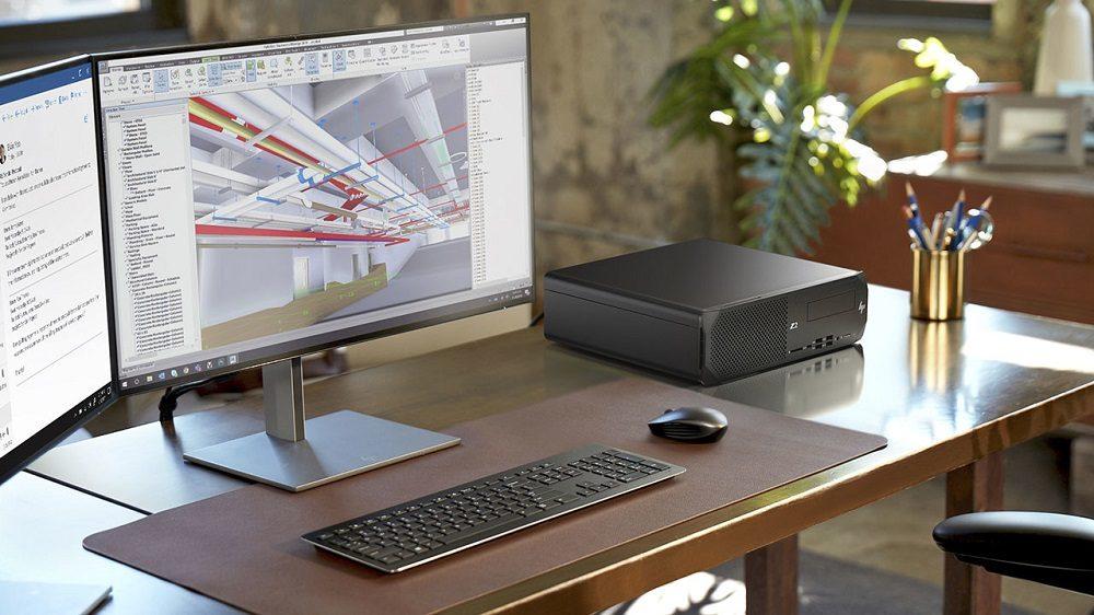 HP renueva sus workstations Z2 con los nuevos procesadores de Intel