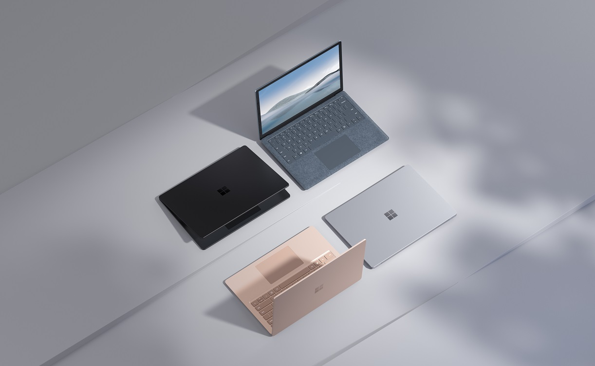 Surface Laptop 4 para empresas