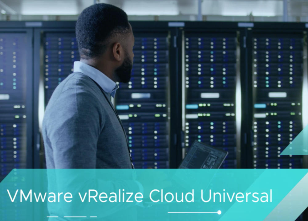 VMware Cloud Universal