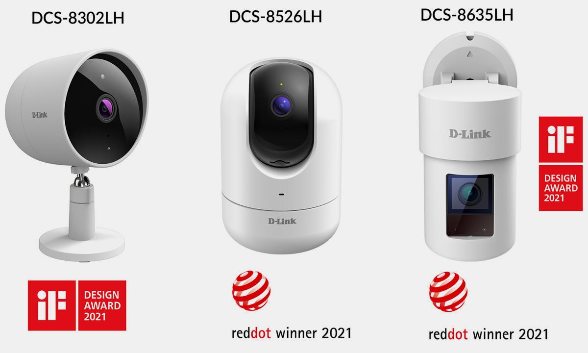 cámaras de seguridad D-Link