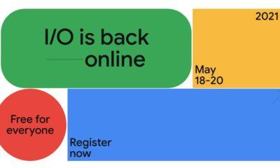 Google I/O 2021: a través de Internet y gratuito para todos los asistentes