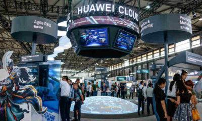 Huawei desactiva su división de cloud e Inteligencia Artificial por la reestructuración de sus áreas