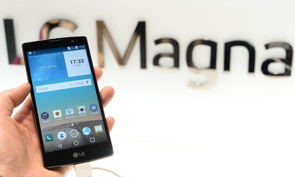 LG confirma que lanzará actualizaciones de sistema para sus smartphones durante tres años