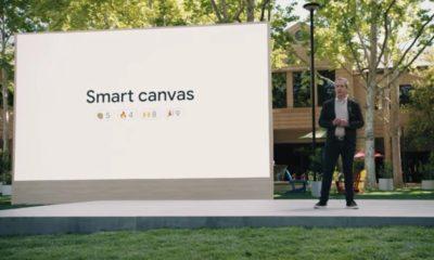 Google mejora Workspace y lo flexibiliza con Smart Canvas