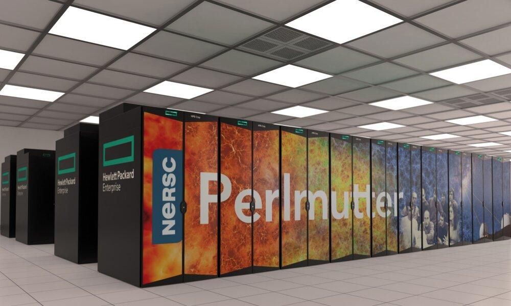 Perlmutter, el superordenador para IA más potente del mundo, hará un mapa 3D del universo