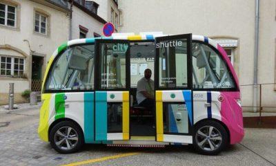 Alemania quiere poner vehículos autónomos en sus carreteras en 2022