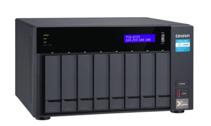 QNAP TVS-x72X