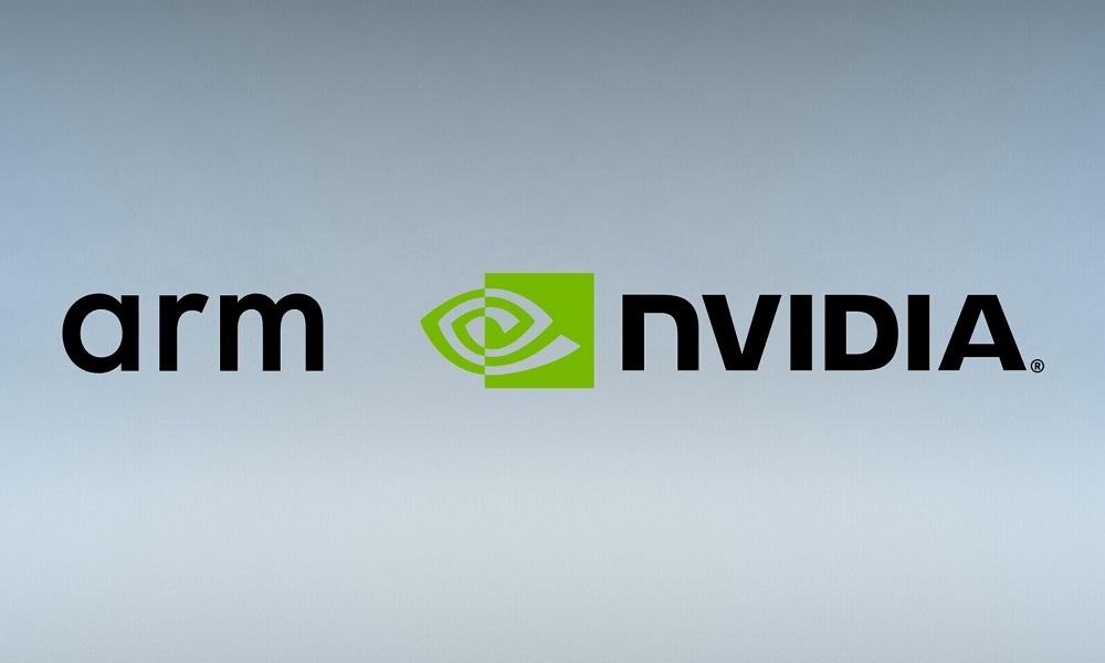 Qualcomm ARM NVIDIA