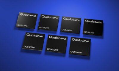 Qualcomm anuncia 7 chips para dispositivos de IoT en transporte, retail, logística y fábricas