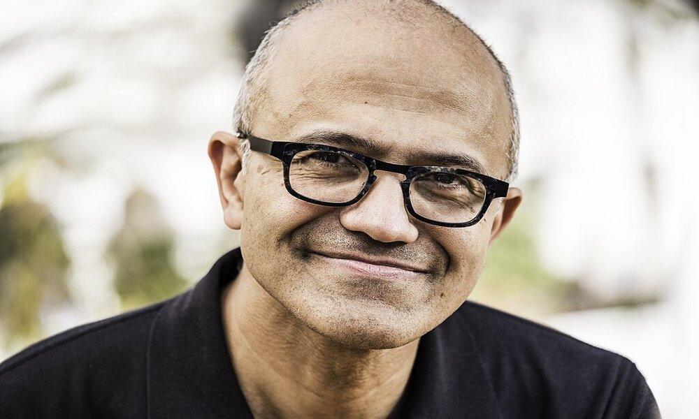 Satya Nadella nombrado Presidente de la Junta Directiva de Microsoft