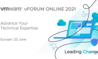 VMware vForum Online 2021