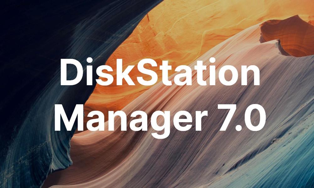 DiskStation Manager 7.0