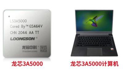 Loongson 3A5000