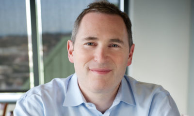 Jeff Bezos pasa por fin el testigo de Amazon a Andy Jassy