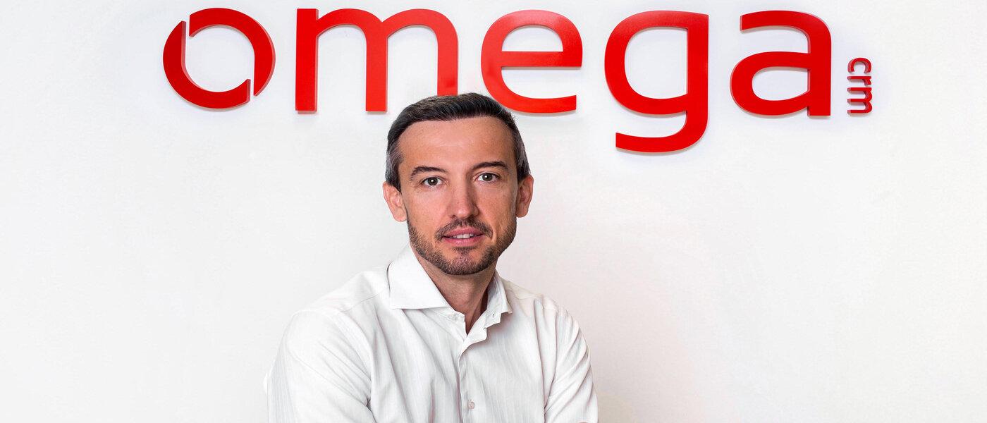 David García Fuentes, CEO de Omega CRM