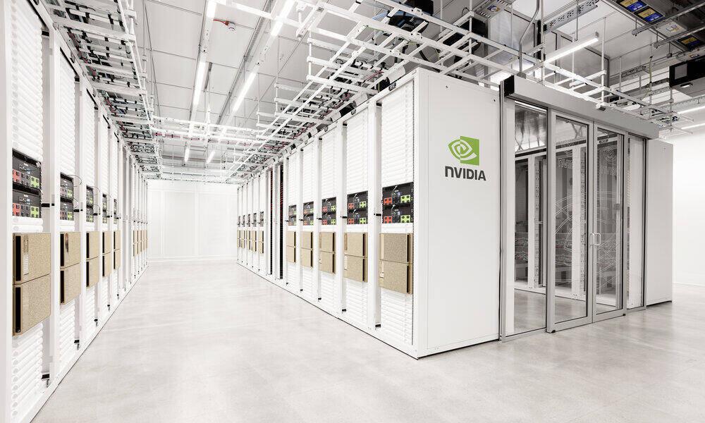 Nvidia Cambridge-1, un superordenador para la investigación en salud en el Reino Unido