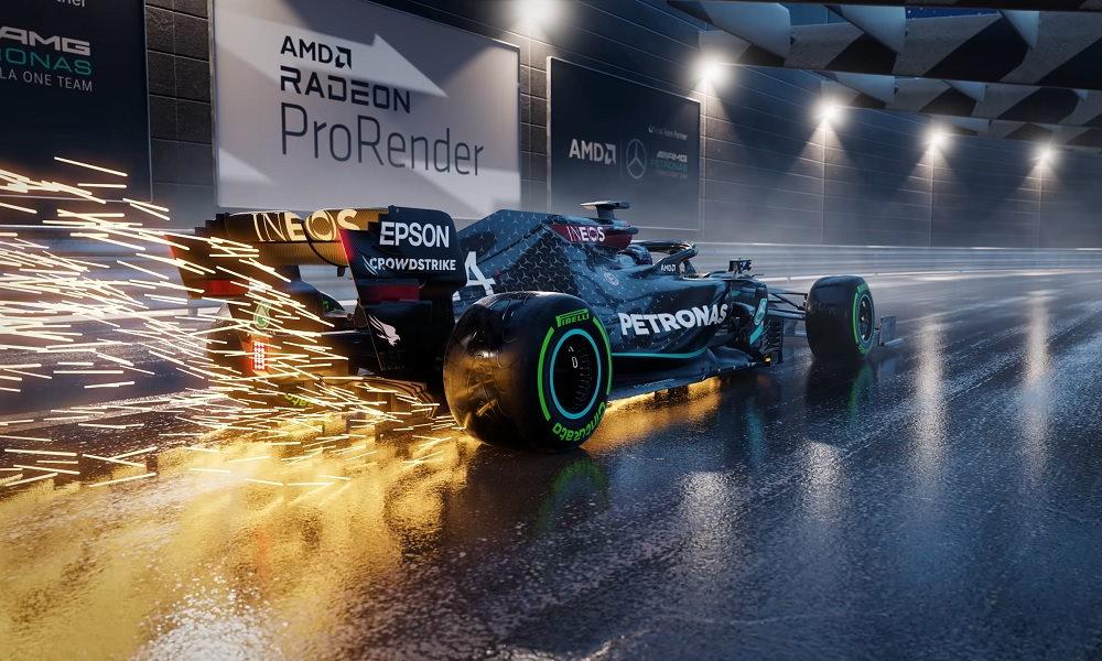 AMD Pro Renderer