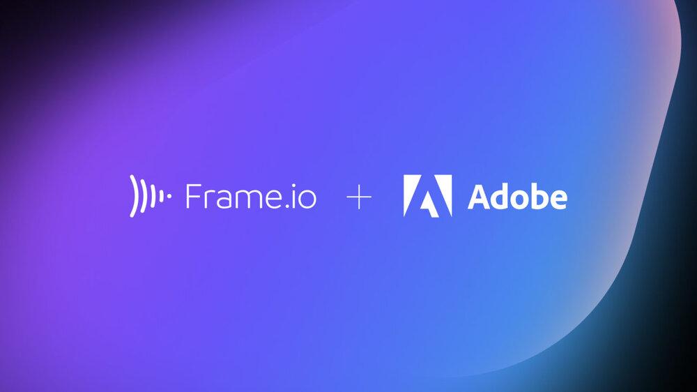 Adobe se queda con el desarrollador de software de producción colaborativa de vídeo Frame.io